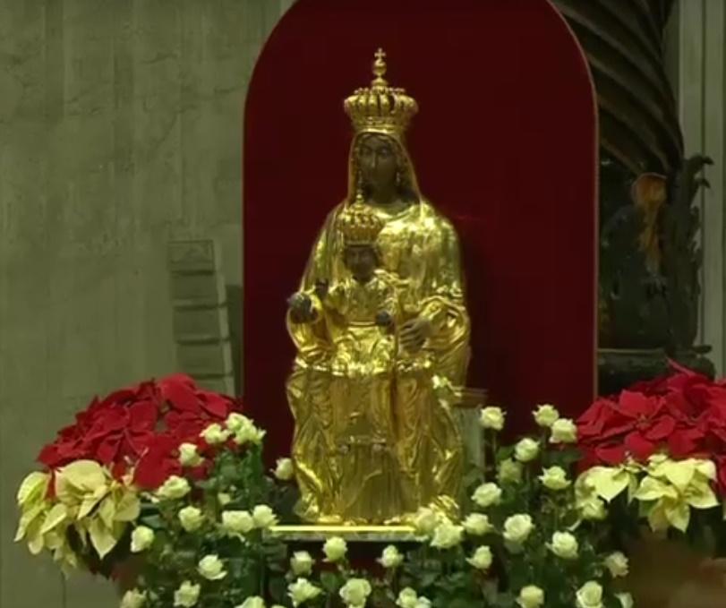 Sainte Marie, Mère de Dieu - Basilique du Vatican