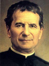 Portrait de saint Jean Bosco, par Carlo Felice