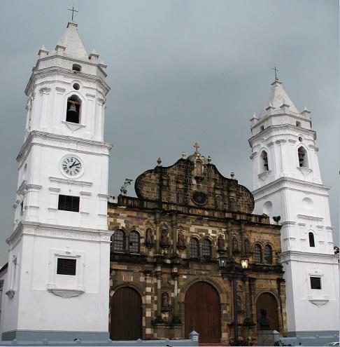 Panama_Viejo_Catedral Santa Maria Antigua