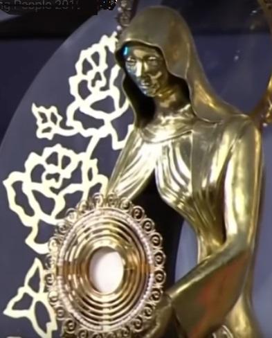 Vierge Marie Veillée JMJ Panama