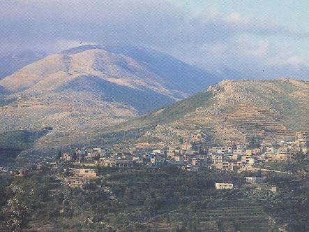 Galilée et mont Thabor