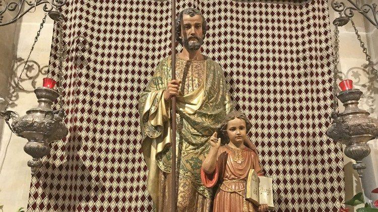 Saint Joseph, patron de la ville et du diocèse d'Itabuna