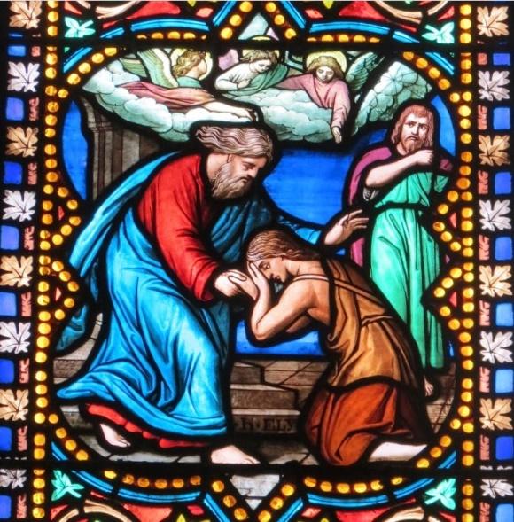 la miséricorde de Dieu - cathédrale Saint Samson Dol de Bretagne