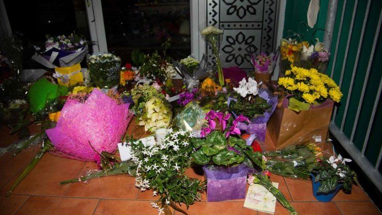 pour les morts des attentats de Christchurch