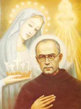 Saint Maximilien Kolbe, un fervent de la Vierge Marie