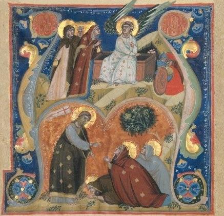 apparition du Ressuscité aux Saintes femmes