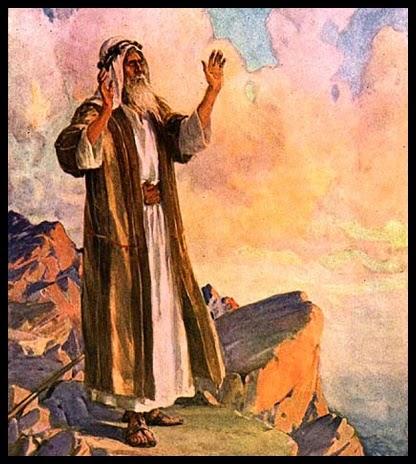 Moïse en prière