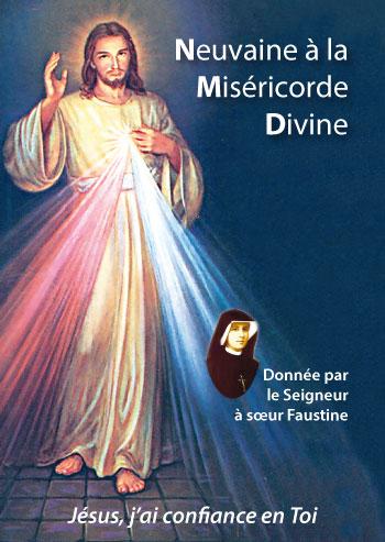 neuvaine Miséricorde Divine