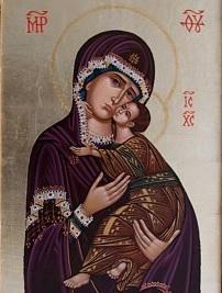 La Vierge de Nessebar