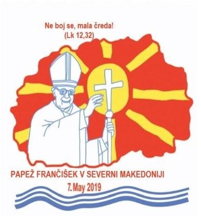 Le Pape François en Macédoine du Nord