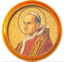 SAINT PAUL VI - début pontificat 1963-fin 1978