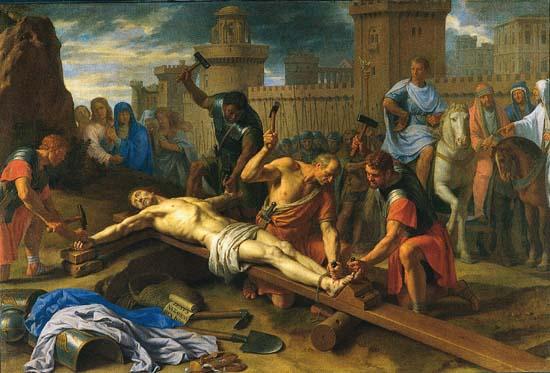 Crucifiement- Philippe de Champaigne 1602-1674