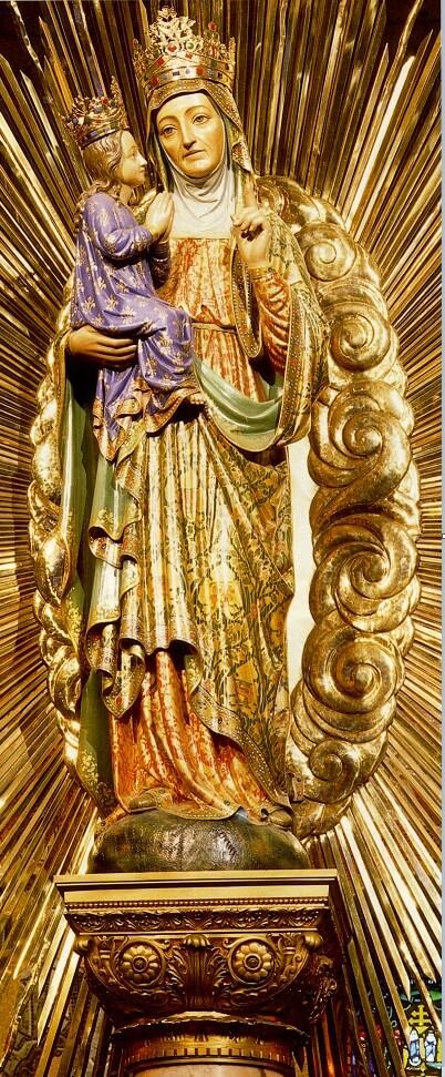 Sainte Anne avec Marie - Sainte Anne de Beaupré Québec