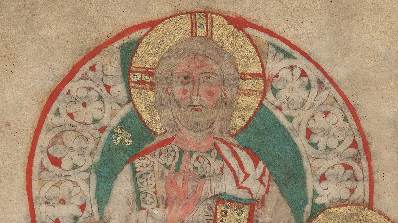 Christ médiateur (Biblioteca Apostolica Vaticana)