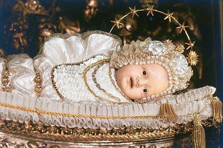 Maria Santissima Bambina cathédrale de Milan