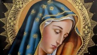 Sainte Marie, élue de Dieu