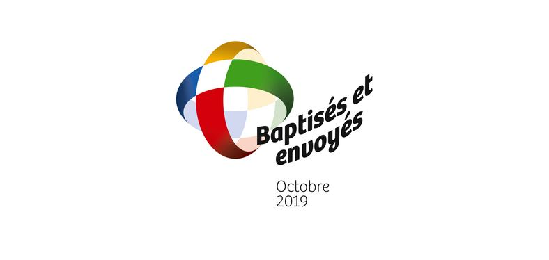 Logo - mois missionnaire octobre 2019