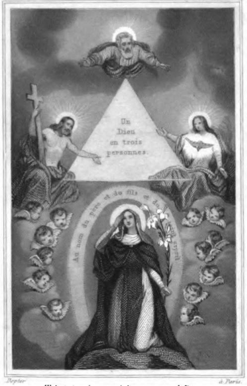 MOIS DU ROSAIRE - jour 9 - Marie et la Trinité
