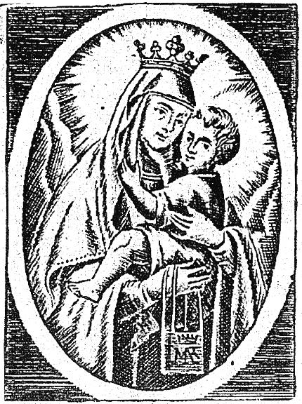 scapulaire de Notre-Dame du Mont-Carmel