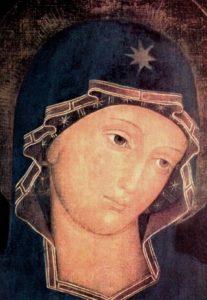 Vierge Marie, étoile dans notre nuit