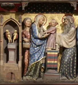 Présentation du Seigneur - Notre-Dame de Paris