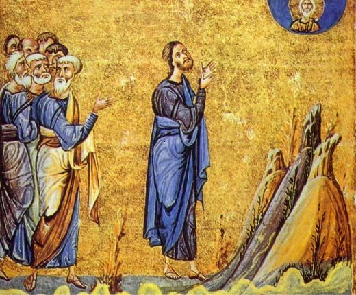 Le Notre Père en Mt 6, 9-13
