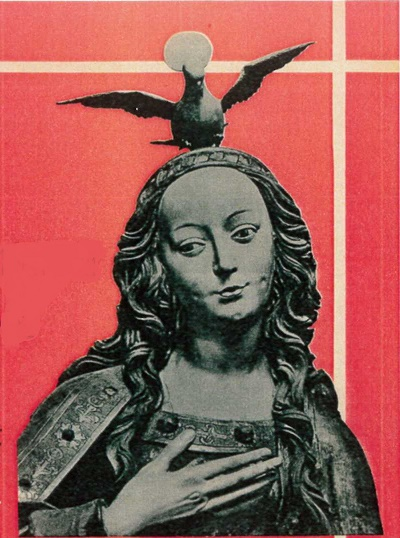 Marie, chef d'oeuvre éclatant de grâce et de beauté