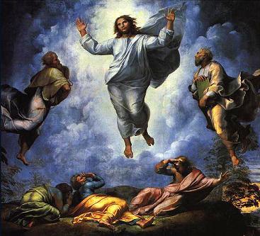 Transfiguration - Raphaël