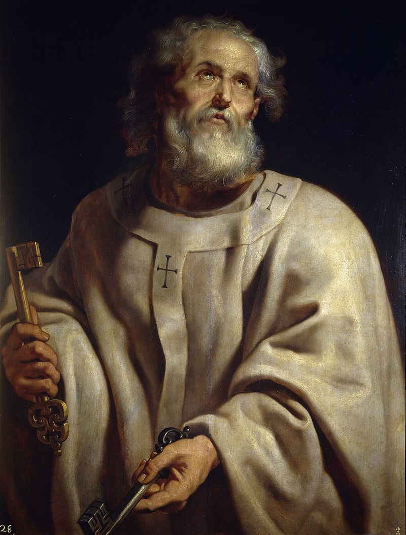 Saint Pierre - Rubens