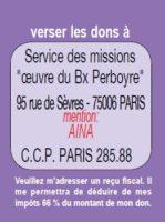 service des missions