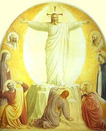 Lumière de la Transfiguration-Fra Angelico