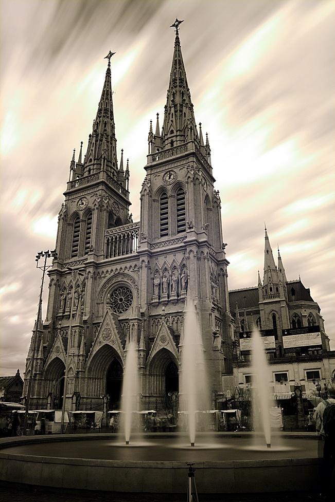 Basilique Notre-Dame de Luján