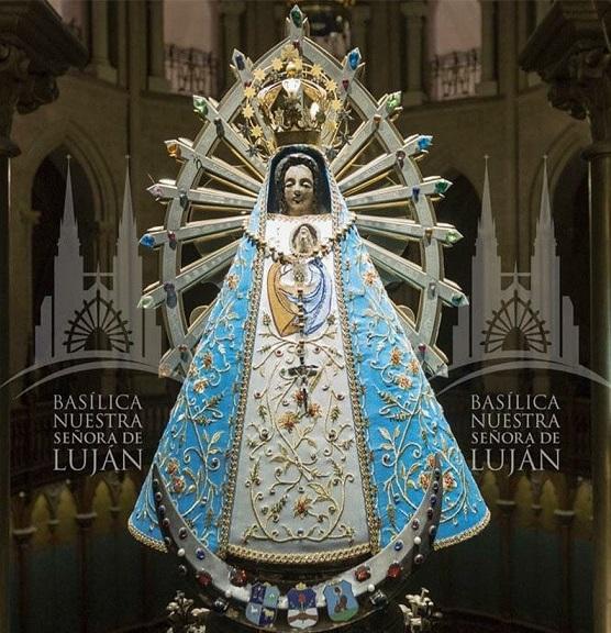 Notre Dame de Luján, la sainte patronne de l'Argentine