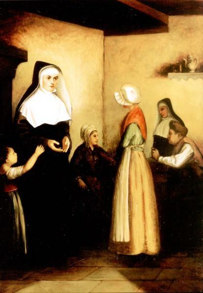 Sainte Jeanne-Antide Thouret