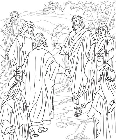 La confession de saint Pierre