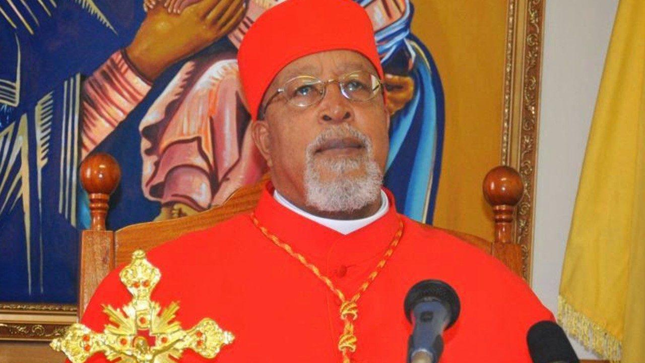 Cardinal Berhaneyesus Souraphiel (Lazariste)