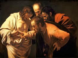 L'Apôtre Saint Thomas Le Caravage