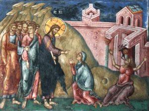 Jésus et la cananéenne