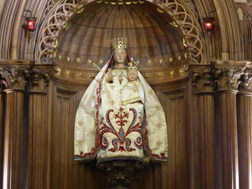 Notre-Dame du Pilier - cathédrale de Chartres