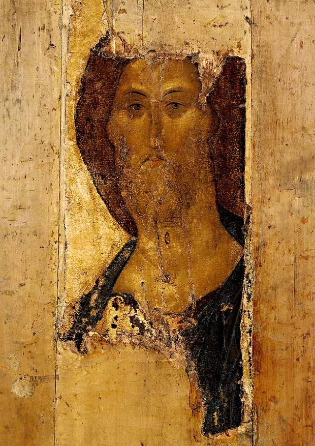 icône du Sauveur de Zvenigorod