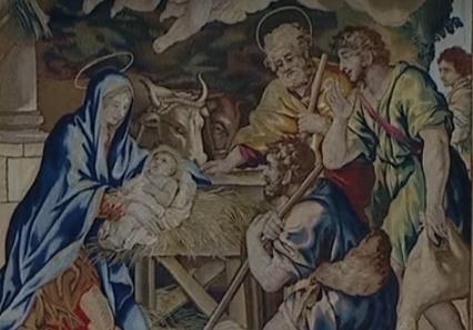 Nativité Salle des Bénédictions Vatican