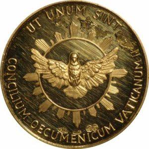 médaille du Concile oecuménique Vatican II