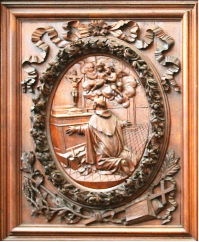 Bienheureux Henri Suso Basilique - Sainte Marie-Madeleine de Saint-Maximin.
