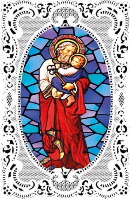P. Canivet Saint Jose XIXe siècle