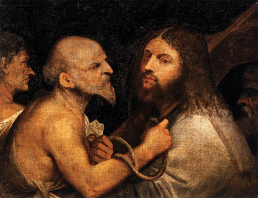 Christ portant la croix - Titien (1507)