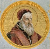 Saint Pie V, basilique Saint Paul hors les murs