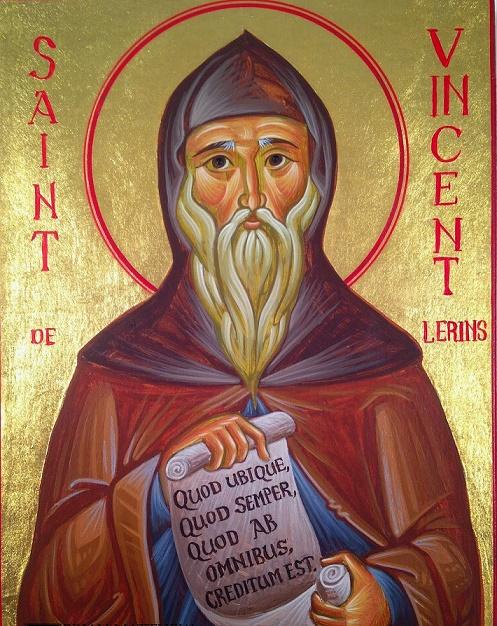 Saint Vincent de Lérins