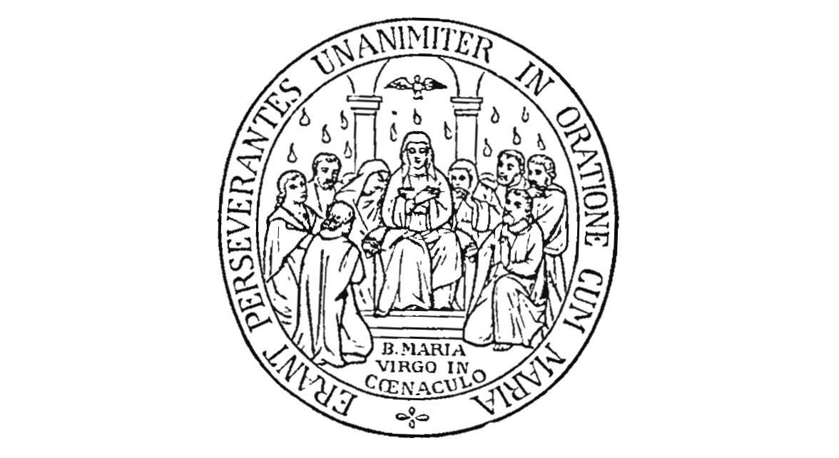 Bienheureuse Vierge Marie au Cénacle