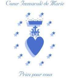 Prière au Coeur immaculé de Marie  pour le soulagement et la délivrance de nos défunts Coeur_immacul___de_Marie_bleu